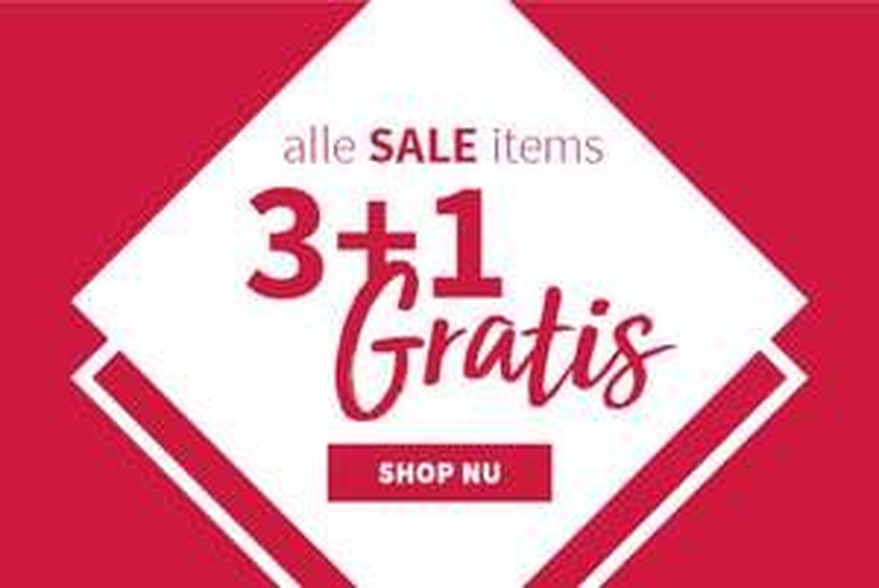 SALE: 3+1 gratis + €5 extra @ Sapph