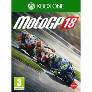 Motogp 18 voor de Xbox One / Ps4 / Switch  Shop4nl.com 32,99 Euro