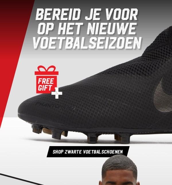 Kies jouw cadeau bij je nieuwe voetbalschoenen (junior €24,99/senior €29,99)