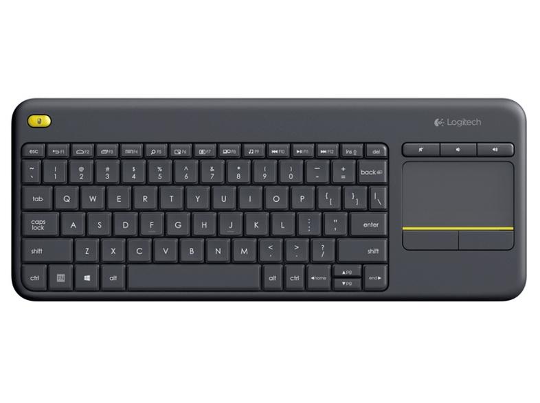 [België] LOGITECH Draadloos toetsenbord K400 Plus AZERTY BE