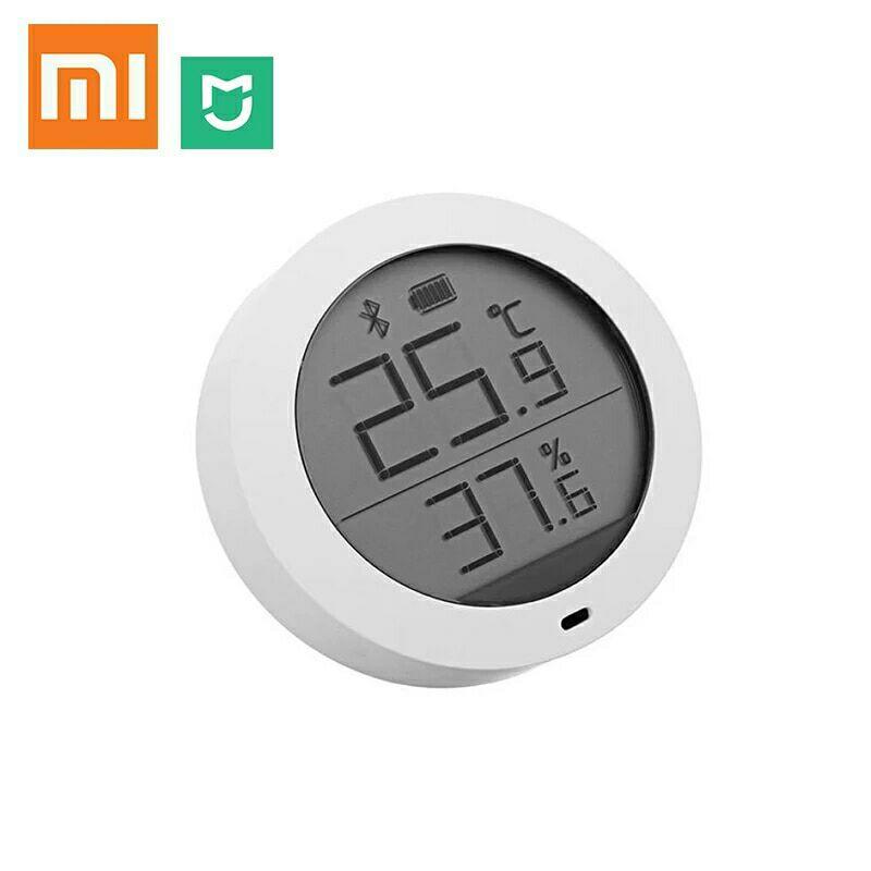 Xiaomi Mijia Bluetooth Temperatuur-vochtigheidssensor LCD-scherm Digitale thermometer Hygrometer Vochtmeter