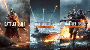 Battlefield 1 Apocalypse & Battlefield 4™ Naval Strike + China Rising (PS4/PC/Xbox One)