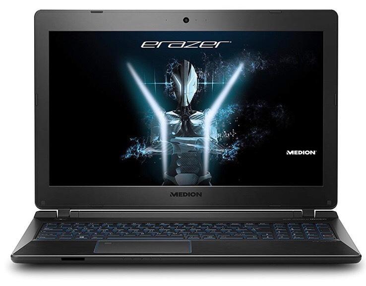 Medion Erazer P6681 (15,6 inch Full HD) Notebook