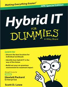 Hybrid IT for Dummies E-book gratis