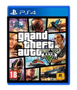 [PSN] Grand Theft Auto V (GTA V) €19,99 @ Playstation Network