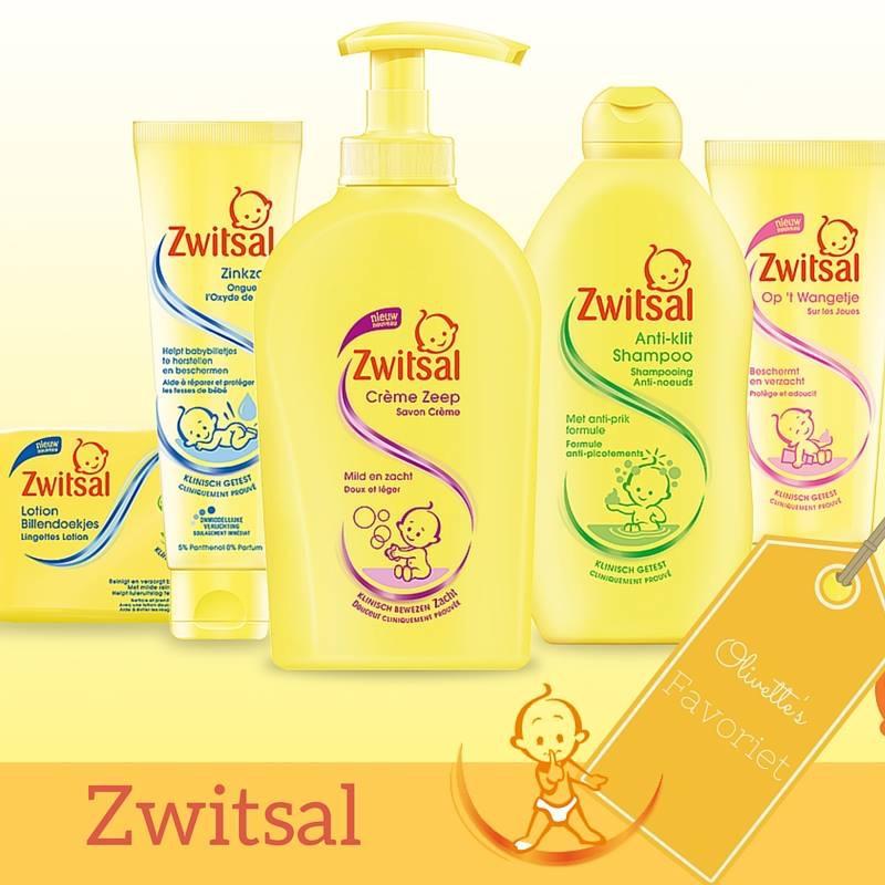 1+1 gratis op Zwitsal || Kruidvat