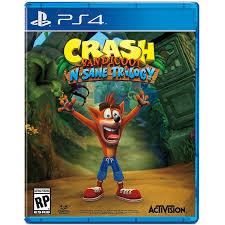 Crash Bandicoot N. Sane Trilogy [PS4] @MediaMarkt