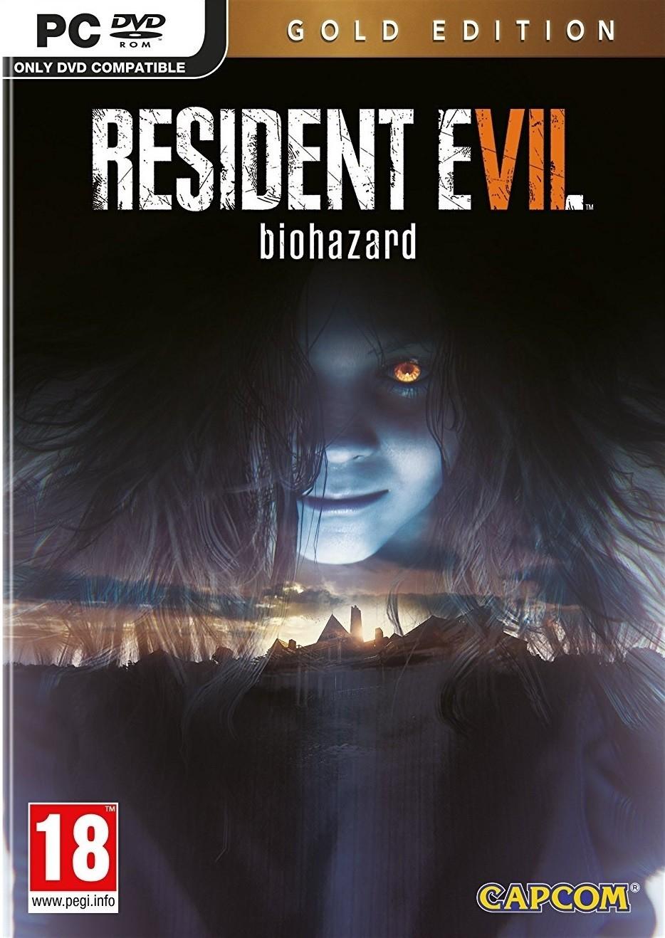 Resident Evil 7 Biohazard (Gold Edition) pc @cdkeys