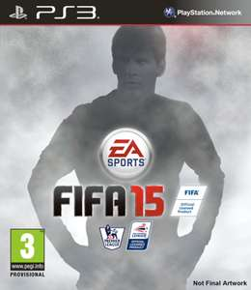 FIFA 15 (PS3) pre-order voor € 42,25 @ Zavvi