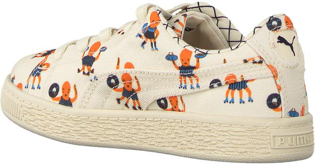 Puma X TC Basket CVS kids sneakers voor €19,45 @ Omoda