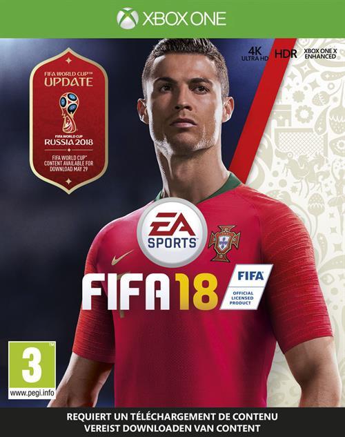 FIFA 18  (Xbox One) @Microsoft