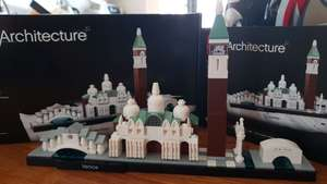 Lego Architecture Venice €15 korting