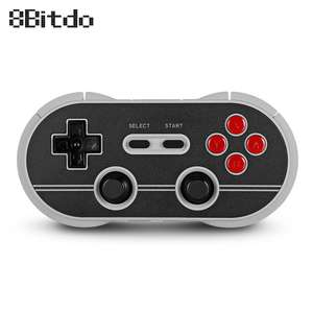 8Bitdo N30 Pro Wireless Bluetooth Controller voor €19.99 @Aliexpress