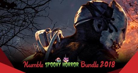 Humble Spooky Horror Bundle 2018 vanaf $1