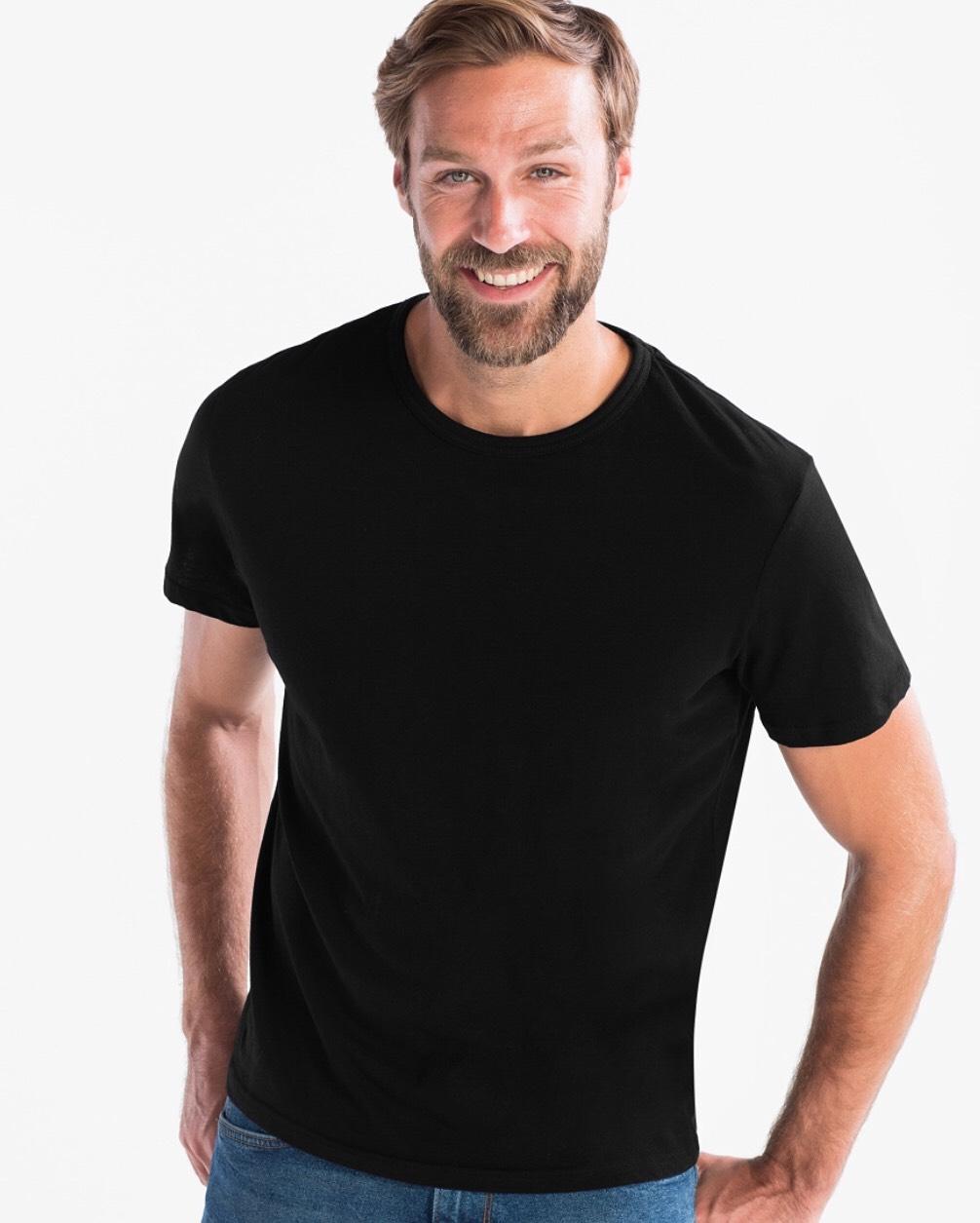 100% katoen Angelo Litrico T-shirts @ C&A