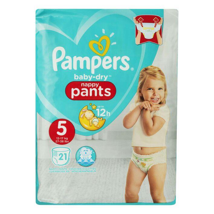 AH pick-up point voor nieuwe klanten; Pampers Pants voor €3,68 per pak