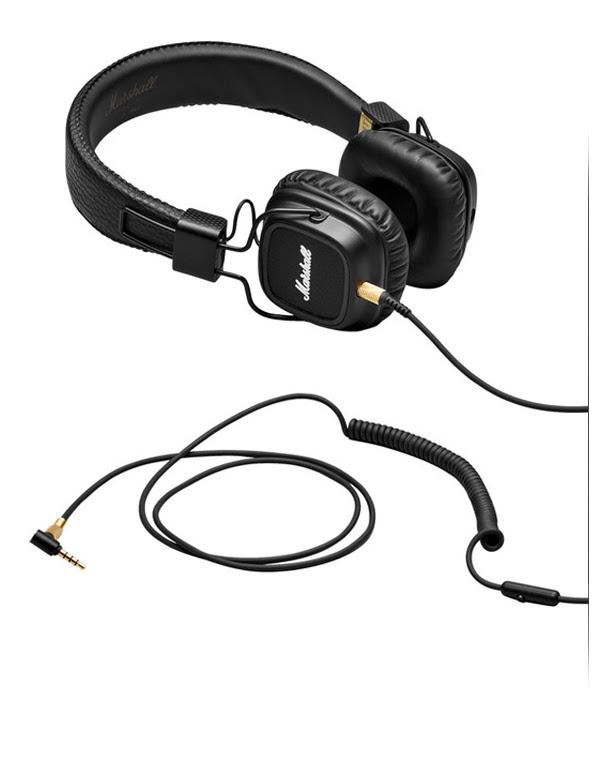 Marshall Major II On-Ear Koptelefoon voor €39 @ Art & Craft