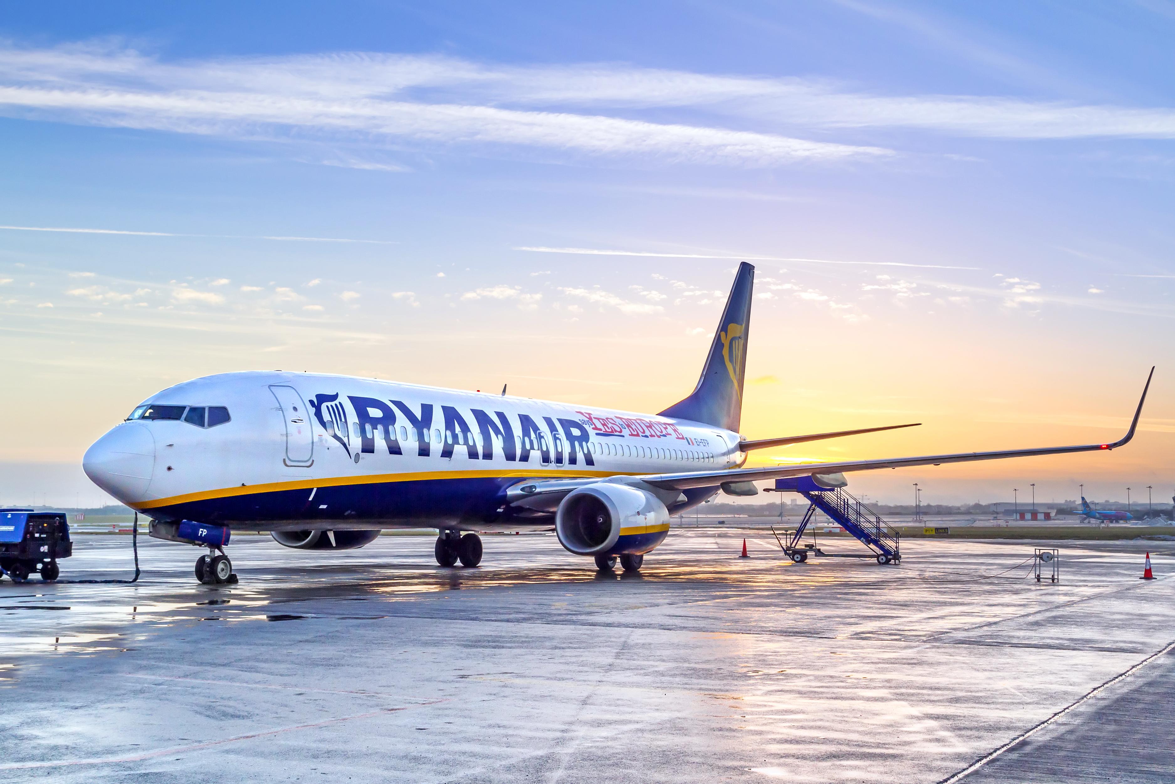 (Overzicht) RyanAir Retour-Overzicht + Hotels Vanaf €58 (Vlucht + Hotel)