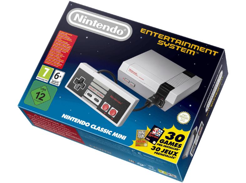 [Grensdeal] Nintendo Classic Mini NES Console @Saturn.de