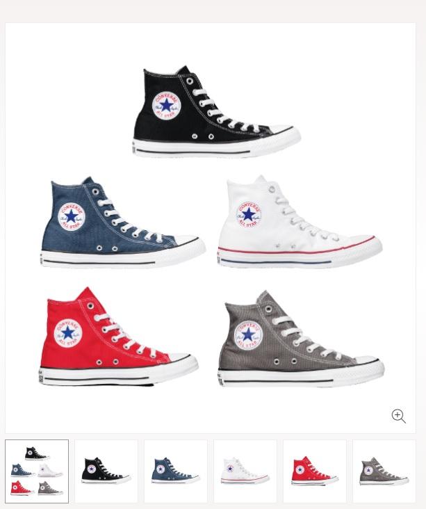 Converse Schoenen hoog