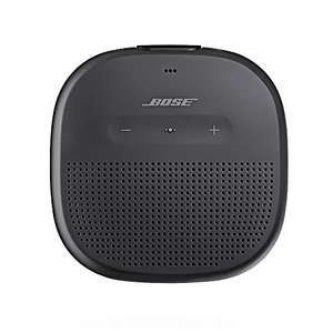 BOSE SoundLink Micro Bluetooth-luidspreker zwart @Amazon.de