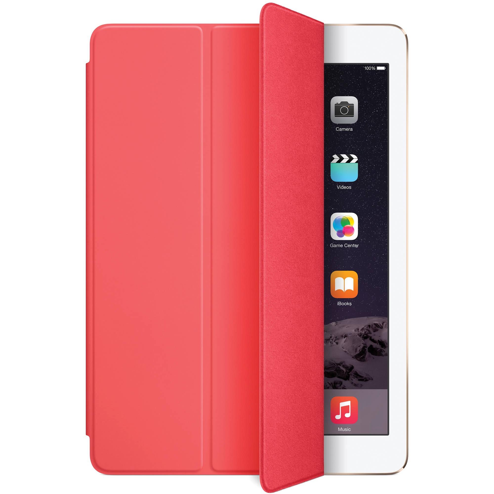 Originele Apple Smartcover Roze beschermhoes voor iPad Air / Air 2