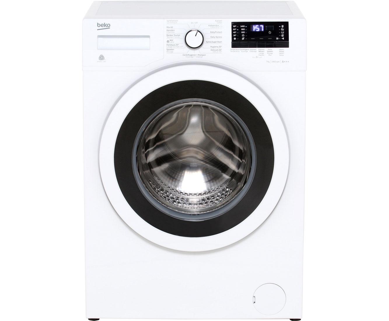 Beko WTV7732XW1 Wasmachine - 7 kg @AO.nl