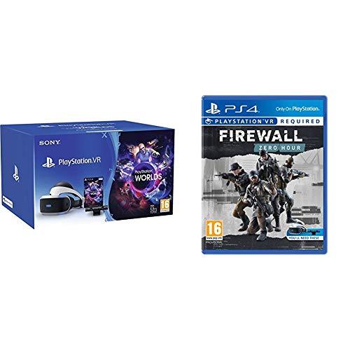 Sony PlayStation VR Starter Pack V2 + Firewall Zero hour voor €229 @ Amazon.co.uk