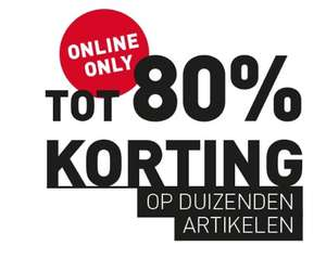 T/m zondag | Perry Sport tot 80% korting - online only