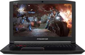 Predator Helios 300 PH315-51-5400 - Gaming Laptop - 15.6 inch + (free code) WoW: Battle for Azeroth