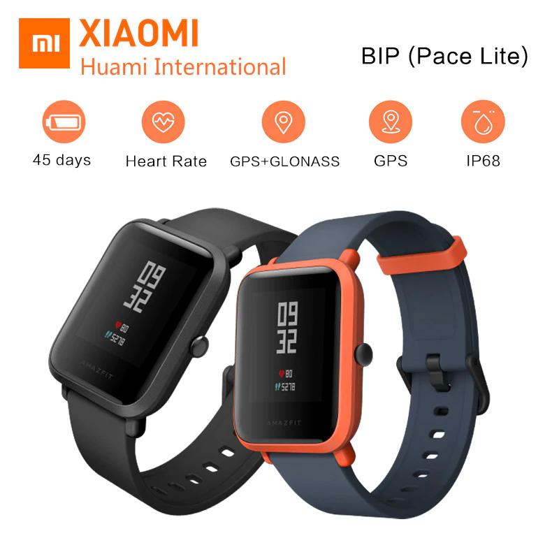 Xiaomi Huami Amazfit BIP Smartwatch @Aliexpress