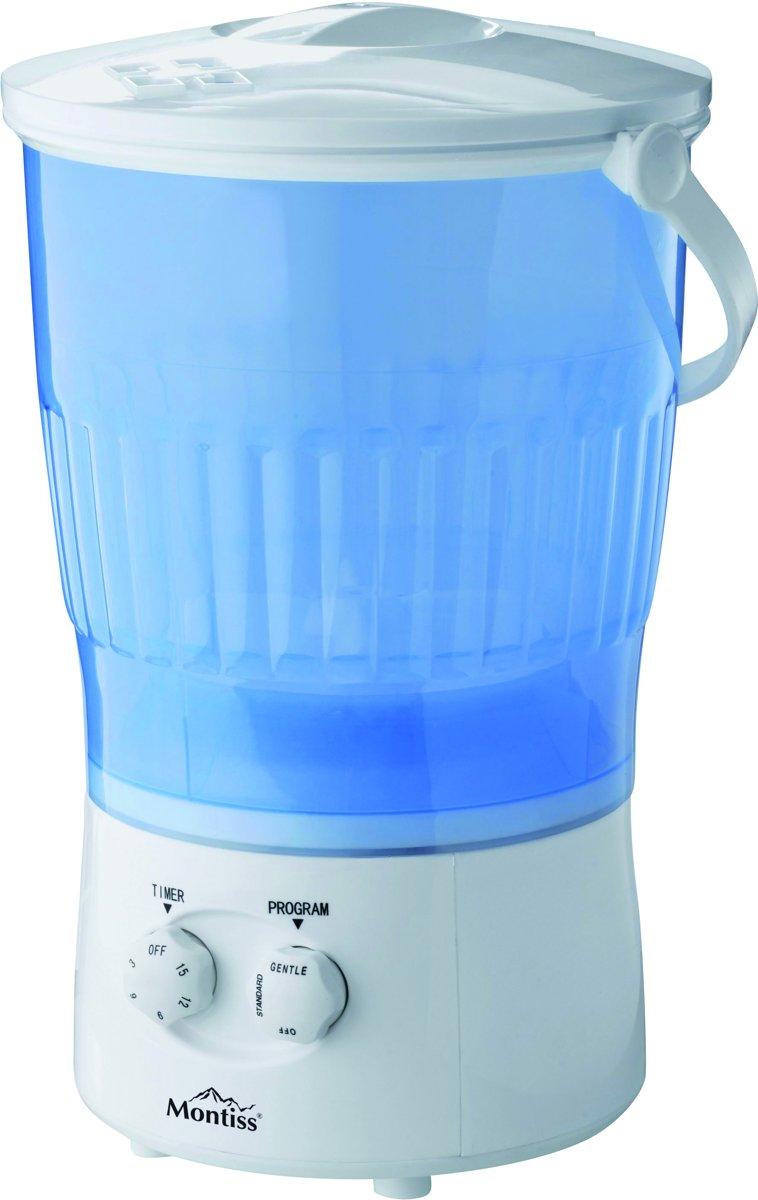 Montiss HWM5757M - Mini wasmachine - Lichtgewicht voor €29 @ Bol.com