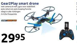 Gear2Play smart drone @Action