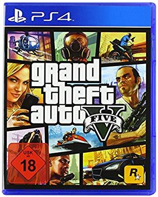 Grand Theft Auto V (GTA V) @Amazon.de