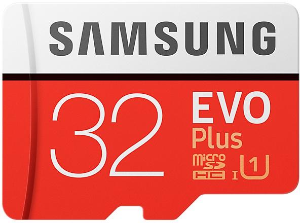 Samsung EVO Plus 32GB Micro SD