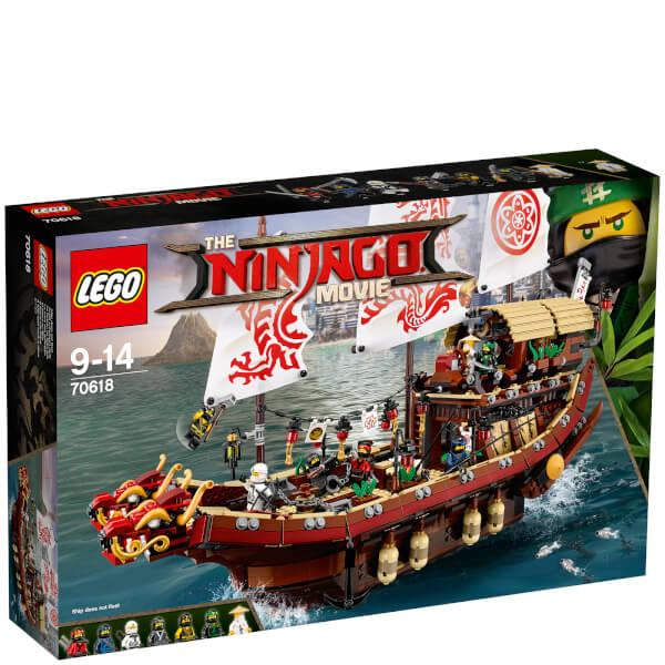 LEGO Ninjago 70618 Destiny's Bounty @ IWOOT