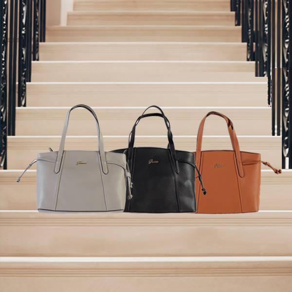 Guess handtas voor €27,10 op vr 31/08 bij Designer Outlet Rosada (Roosendaal (Noord Brabant))