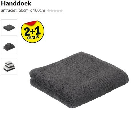 Handdoeken 650 gsm