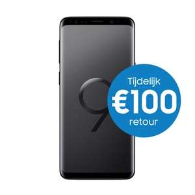 Samsung Galaxy S9 bij Mobiel.nl