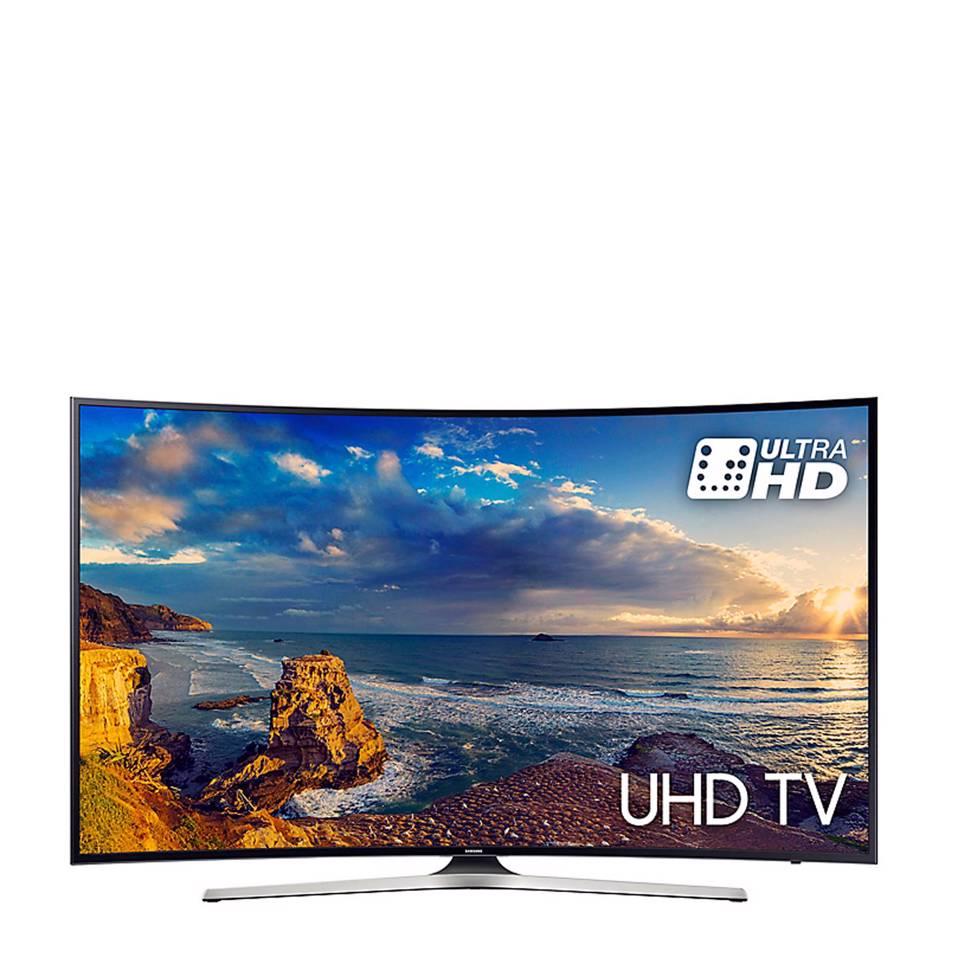 Actie Samsung UE49MU6220 4K Ultra HD Curved tv voor €549,00 @Wehkamp