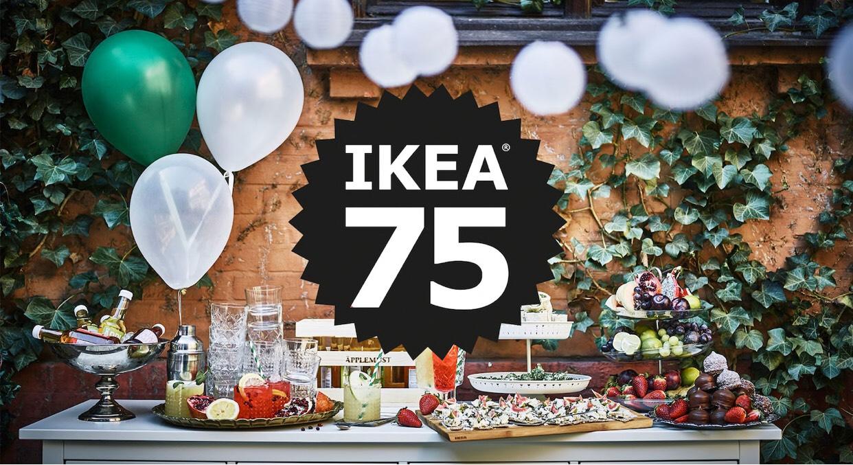 Ikea loterij! Hoofdprijs van 5000 euro! En mooie aanbiedingen