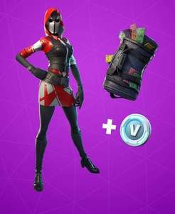 Fortnite Battle Royale - The Ace (starter) Pack @ PS4 / Xbox / Switch / PC