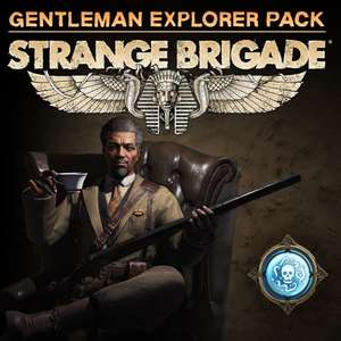 Gratis Strange Brigade - Gentleman Explorer Character Pack DLC @ Xbox Store