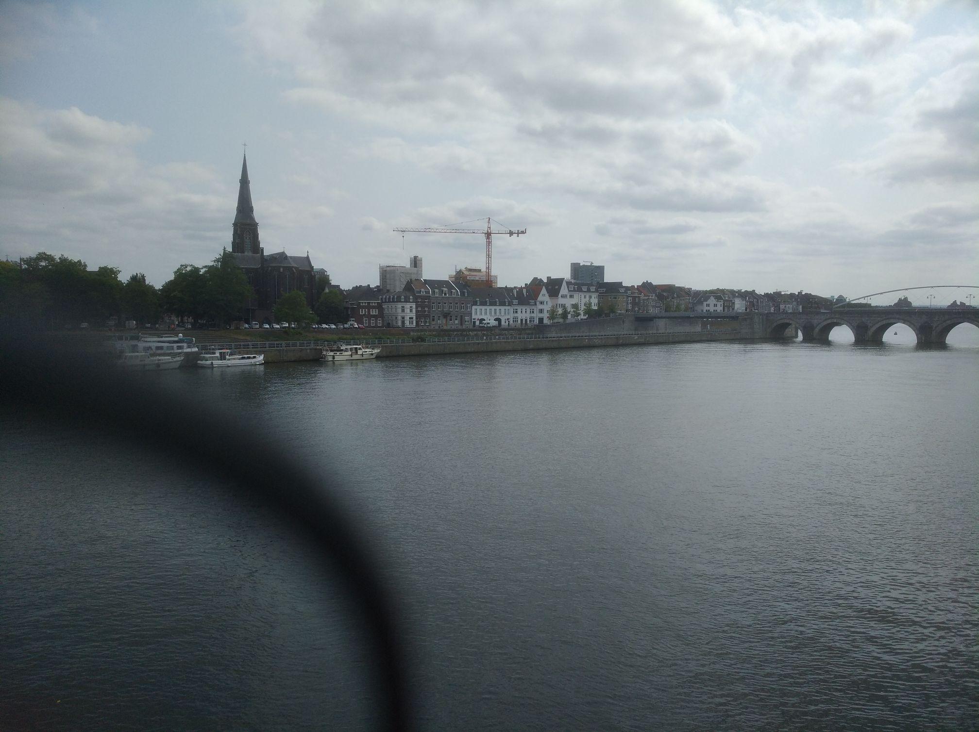 Gratis ijs en ijskoffie in Maastricht