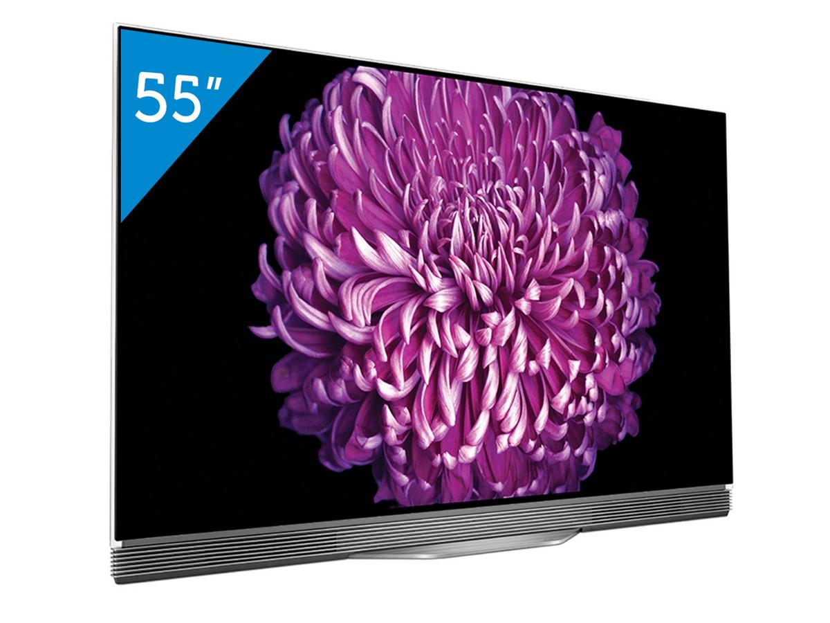 LG 55E7N 4K OLED TV