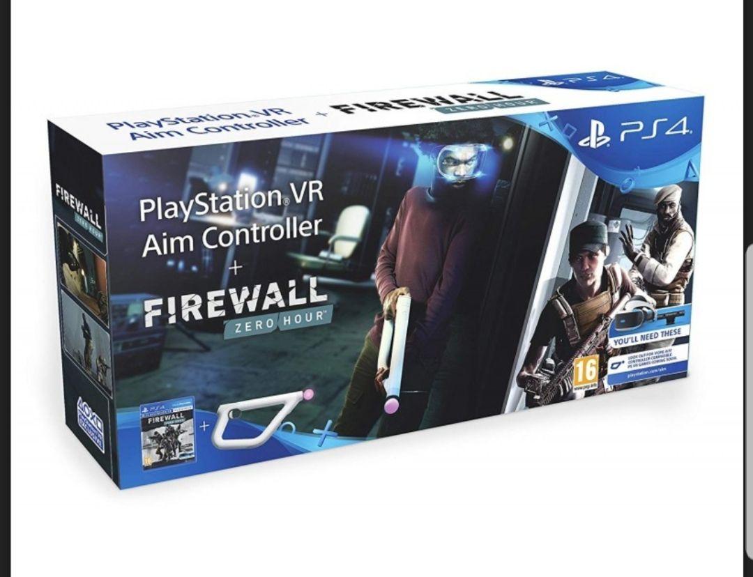 Firewall Zero Hour inclusief aim controller voor de PSVR.