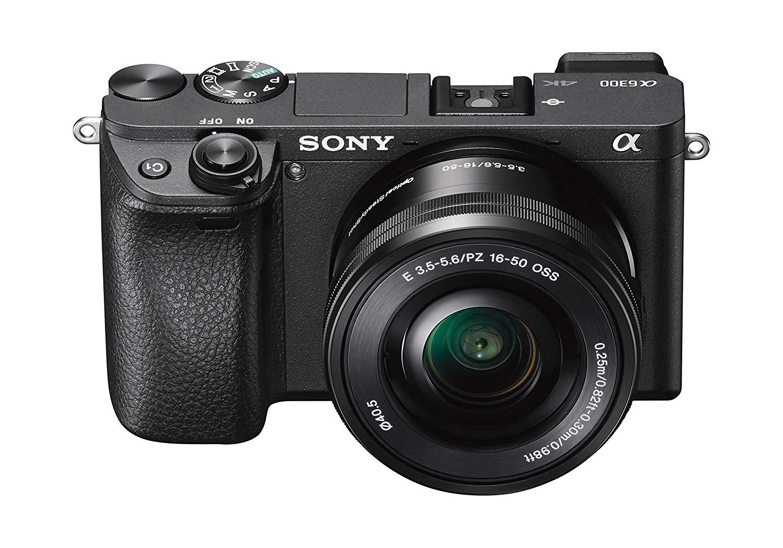 Sony Alpha 6300 16-50mm @Amazon.de