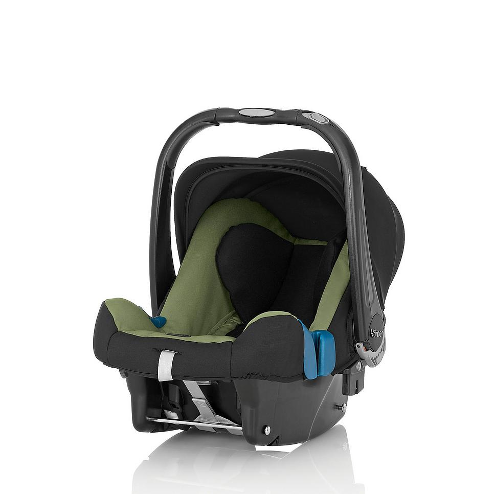 Britax Römer BABY-SAFE plus SHR II autostoel voor € 98,95 @ Wehkamp