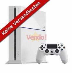 PlayStation 4 Glacier White voor €333 @ Vendo