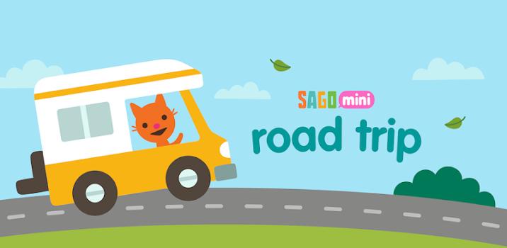 Sago mini road trip gratis in Google play store